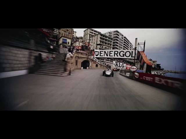 Monaco Grand Prix 1962 – High Quality footage – Flying Clipper