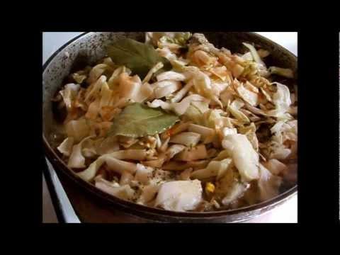 Ленивые голубцы - кулинарный рецепт
