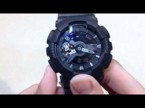 How to Turn On and Off Daylight Saving Time (DST) on G-Shock Watches