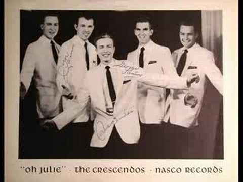 The Crescendos.....Oh Julie