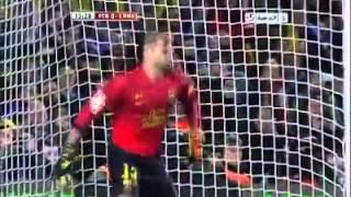Semfinal Leg-2 Copa Del Rey : Barcelona Vs Real Madrid