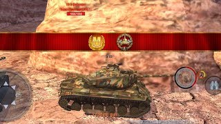 World of Tanks Blitz - T26E4 SuperPershing aced