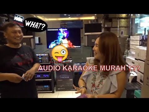 PLAYER KARAOKE ANDROID DAN Wifi AUDIOBANK AB3000 DAN AB1100