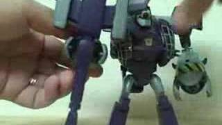 Animated Lugnut Update - Working Weapon automorph.