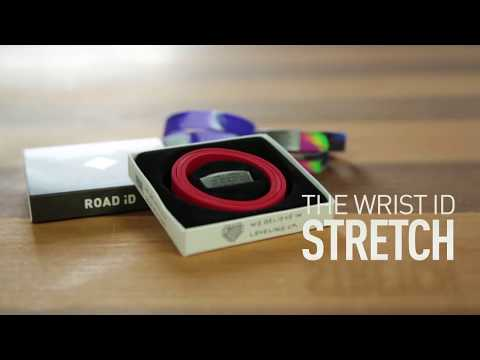 Stretch Identification Band: Perfect ID Bracelet For Kids And Adults