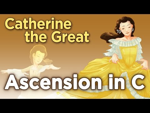 """♫ Catherine the Great: """"Ascension in C"""" - Sean and Dean Kiner - Extra History"""