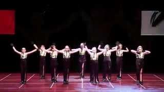 ABDA 2015 YIL SONU KIDS DANCE MODERN - ESRA DOKUZOĞLU