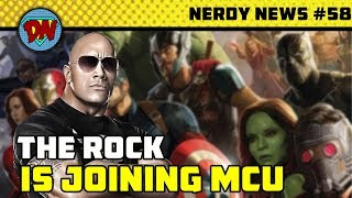 Endgame Deleted Scene, Far From Home Trailer, The Rock, Suicide Sqaud | Nerdy News #58