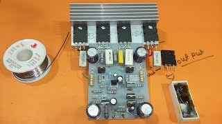 1943 5200 mini amplifier, how to make amplifier? adding extra transistor, electronics