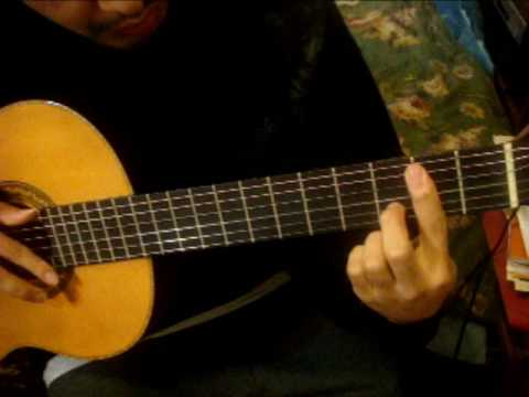 How to play B minor chord and other minor bar chords (Tutorial ...