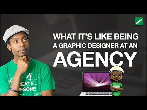 Graphic Design: What is it like to Work at an Ad Agency as a Designer