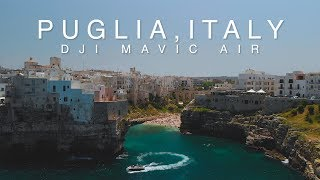 Puglia, Italy 🇮🇹 A view from a Drone.