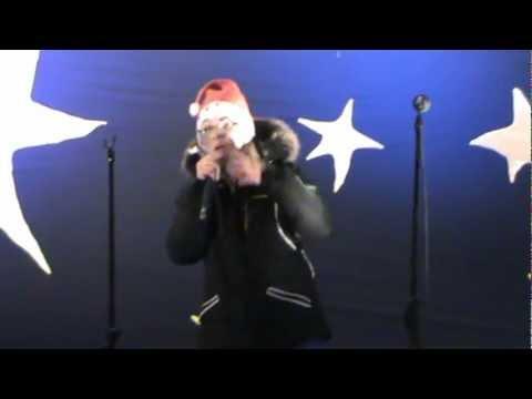 Potania - Winna (Live Starotyskie Mikołajki Rowerem i Bryczką 2012r.).MPG