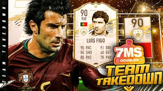 7 MINUTE TAKEDOWN IS BACK!!! Middle Luis Figo vs @Jack54HD !