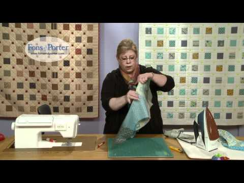 Sew Easy: Apple Core Piecing