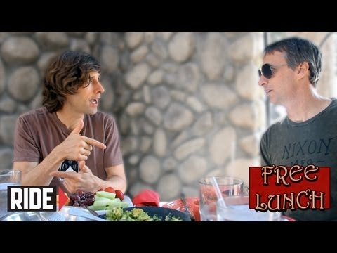 Rodney Mullen Gives Antwuan Dixon Skate Advice and Mike V the Secret on Free Lunch (Part 2 of 2)