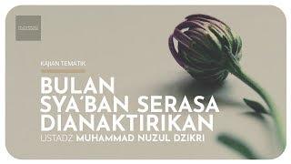 Gambar cover BULAN SYA'BAN SERASA DIANAKTIRIKAN (kajian tematik)