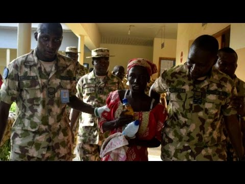 Nigerian schoolgirl rescued from Boko Haram after more than two years