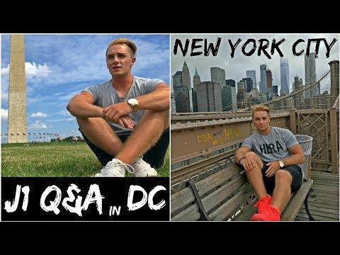 J1 Q&A in Washington DC | New York City