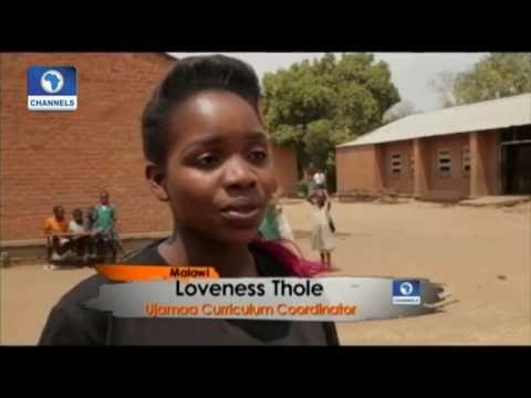 Africa 54: Malawi Girls Learn Self Defence Skills Against Sexual Assault