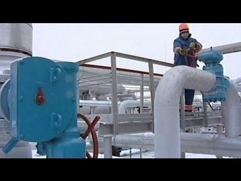 Ukraine and Russia's gas wrangle ignites again