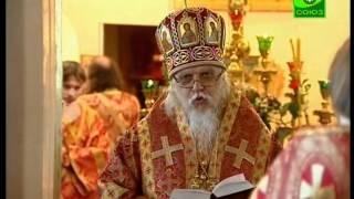 видео Церковь благоверного царевича Димитрия при Голицынской больнице