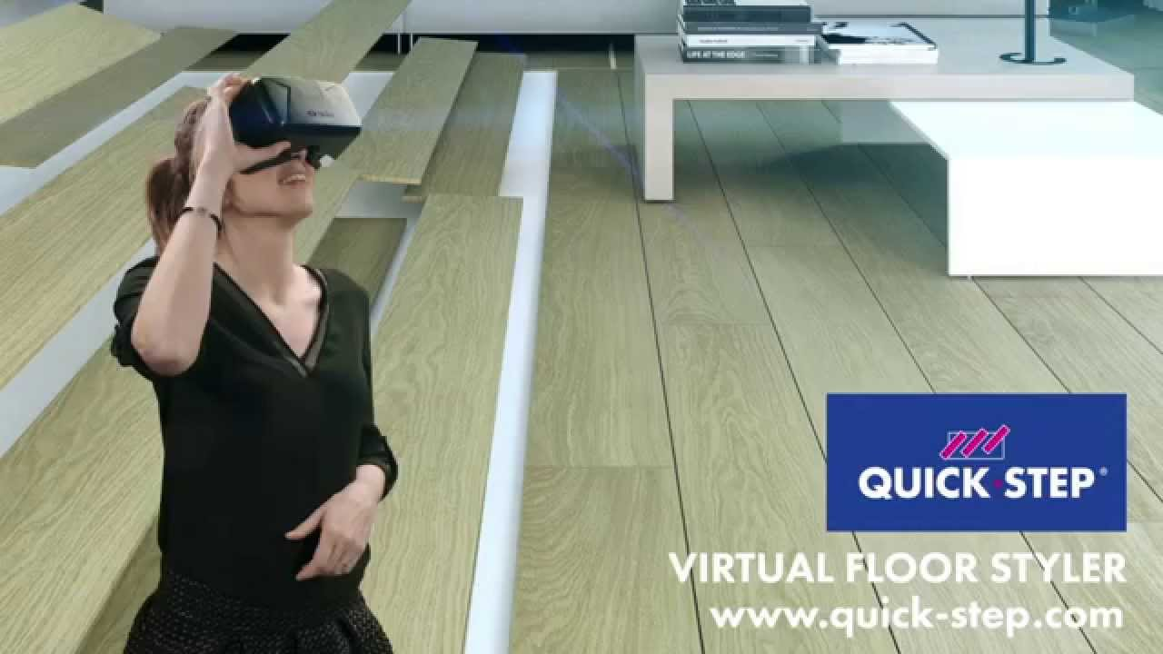 Quick Step Ks Into The Future With Virtual Floor Styler You