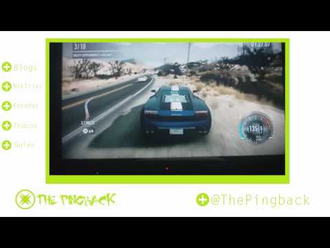 Gameplay Need For Speed The Run - The Pingback