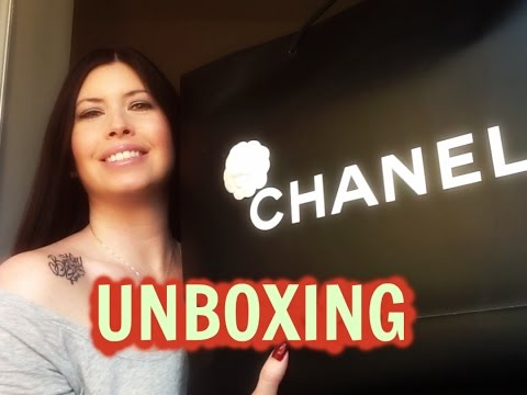 Unboxing : Chanel Purse - Large Zip Shopping Caviar Tote