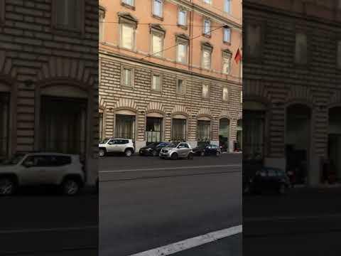 Roma. Estación Termini y Hotel
