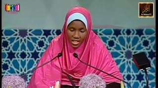 International Al-Quran Memorisation Competition 2015 - Diallo Aicha (Guinea)