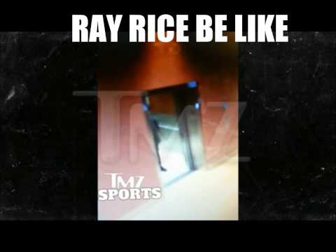 Ray Rice Punch Caught on Tape.