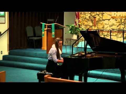 Bellingham Music Club Piano Auditions: Olanna Skrinnik, 3rd Place Winner