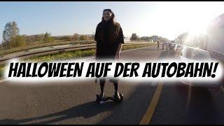 HALLOWEEN AUF DER AUTOBAHN! | AnKat