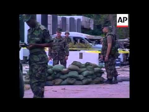 The 1998 US Embassy Bomb in Dar es Salaam, Tanzania
