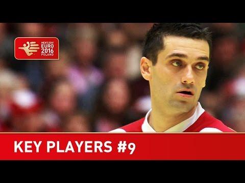 In handball no one shoots better than Kiril Lazarov | EHF EURO 2016