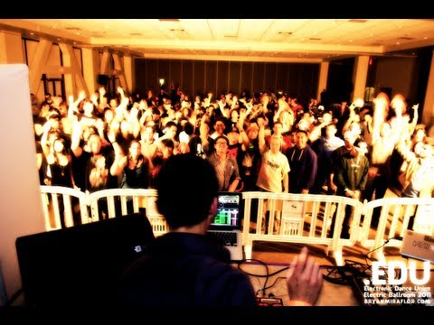 Electronic Dance Union | Electric Ballroom 2011 || UCI [FCS-Z]