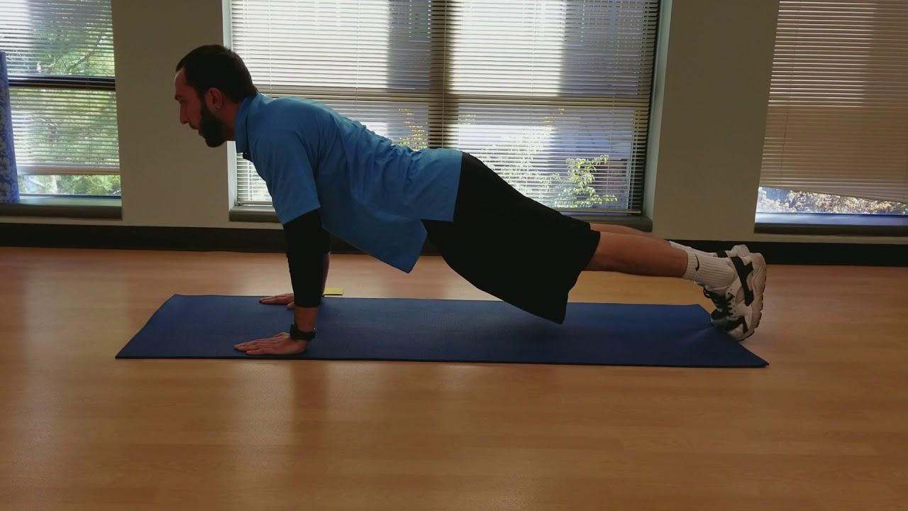 Push-up Challenge: Workout 1