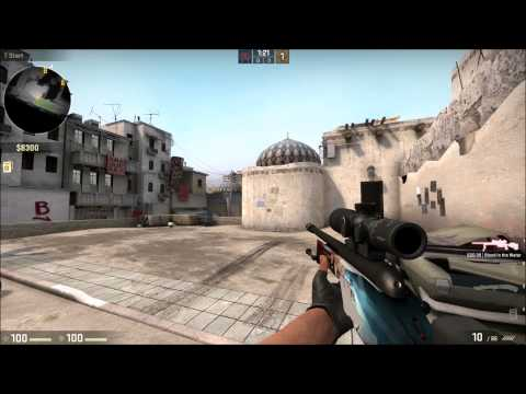 SSG 08 Blood in the Water MW Showcase