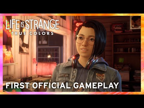 Life is Strange: True Colors - First Official Gameplay [ESRB]