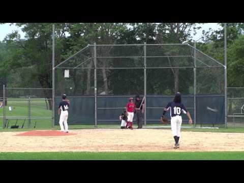 2013 NNJ Cal Ripken Baseball District 7 12 U Tournament Game 4