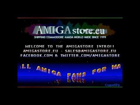 [AMIGA PRODS] AmigaStore