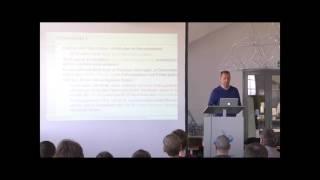 Frank Brennecke: eCall - Lebensretter oder Datenwanze im Auto?