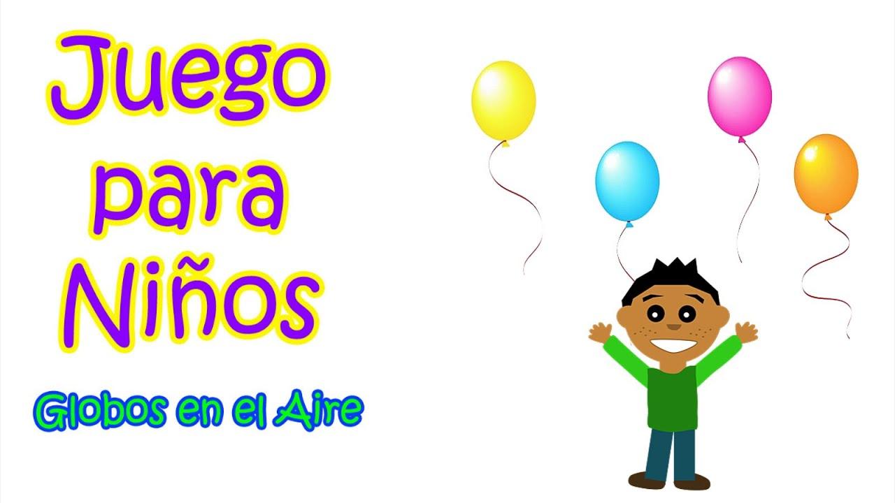 juegos infantiles y educativos para nios gratis globos en el aire youtube