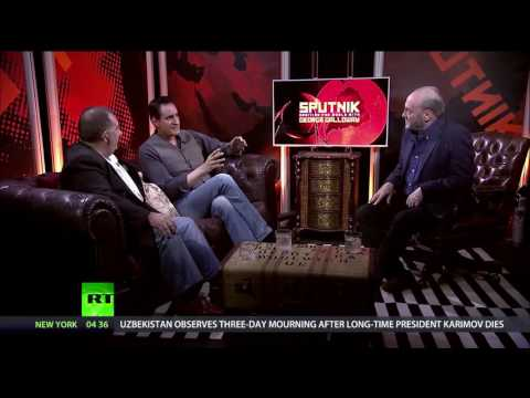 SPUTNIK: Orbiting the world with George Galloway - Episode 140