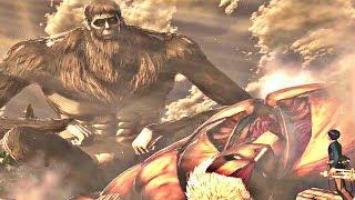 ATTACK ON TITAN 2 - ALL ENDINGS (Season 1-3 Ending) PS4 PRO