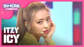 Gambar cover Show Champion EP.329 있지 - ICY (ITZY - ICY)