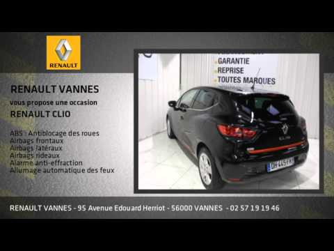 Annonce Occasion Renault Clio IV dCi 90 Energy eco2 Intens 90g