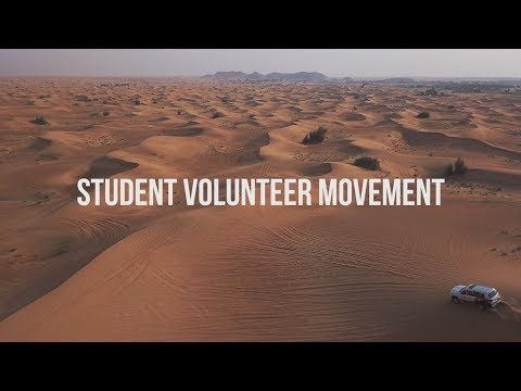 Student Volunteer Movement | Told by Max Thomas