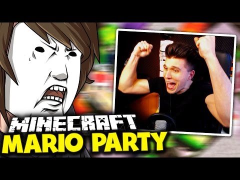 DU KLEINES ARSCHL***  ✪ Minecraft Mario Party mit Germanletsplay